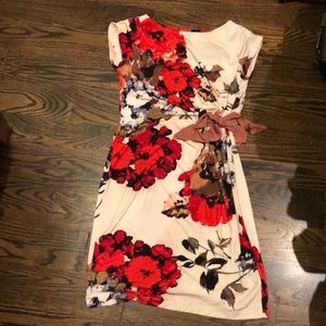 NWT Floral Maternity Dress